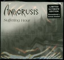 Anacrusis Suffering Hour Ultimate Edition CD new reissue digipack