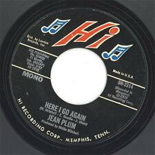JEAN PLUM-HERE I GO AGAIN / I LOVE HIM-JAPAN 7INCH VINYL Ltd/Ed C94
