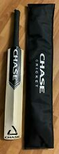 CHASE ENGLISH WILLOW R11 FINBACK CRICKET BAT WITH BAG **BRAND NEW**