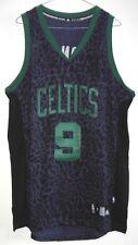 Rajon Rondo Boston Celtics Alternate NBA Jersey Size XL Black/Green