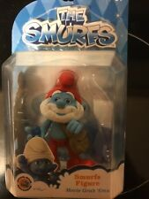 The Smurfs Movie Gram 'Ems-PAPA SMURF-New in Packaging