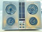 Jenn Air Downdraft Stainless Steel Cooktop w/Coil, Drip Bowls photo