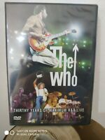 The Who. 30 Years of Maximum R & B Live DVD NUOVO SIGILLATO