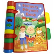 VTech Baby Nursery Rhymes Book Multicoloured for 3 to 24 Months Delivey