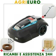 Robot rasaerba Swift RM24A-15 - tosaerba cavo perimetrale - batteria a litio 4Ah