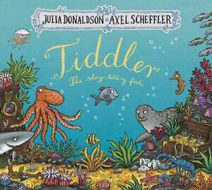 Tiddler by Julia Donaldson NEW Paperback Book