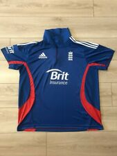 Rare England Cricket Jersey Brit Insurance Adidas Size 2XL