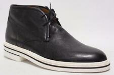 VALENTINO OXFORD MID RISE DESERT  BOOTS SHOES 41/8 D $ 895