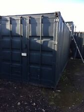 Shipping Container (20ft x 8ft) Second Hand Ships Container (£1400 plus vat)