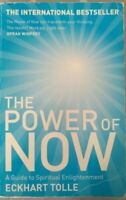 The Power Of Now by Eckhart Tolle Pre-Owned Book Good Condition