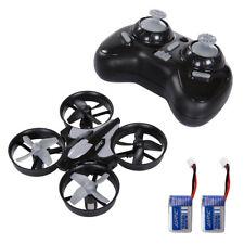 SGILE Mini RC Quadrocopter Nano Drohne mit 2 freien Batterien Flugzeug Kinder