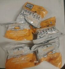 Gudetama, The Lazy Egg. Collector Clips. 9 to collect. Lot Of 5