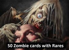 50 Zombie Lot with Rares! Collection - EDH - Magic the Gathering MTG FTG