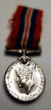 KING GEORGE VI -- 1939 / 1945 WAR MEDAL -- WORLD WAR II