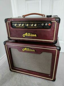 Albion Gulfstream GS12h Valve Head and GS112 1x12 Cab