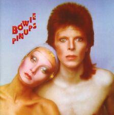 David Bowie Pinups CD 2015 Remastered Version