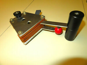Throttle Quadrant with Friction Knob