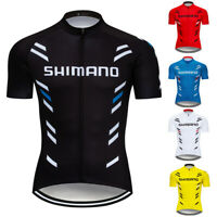 2020 Men's Pro Cycling Jersey Breathable Quick Dry Short Sleeve Riding Shirt