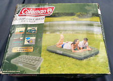 Coleman Comfort AirBed Inflatable Double Mattress (D3)