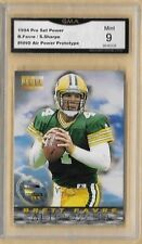 New Listing1994 PRO SET NATIONAL PROMO  NNO BRETT FAVRE AIR POWER PACKERS  GRADED GMA 9 MINT e34a7dd81