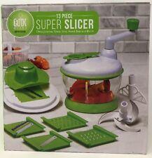 13 Piece Super Slicer Cook Works AR+COOK