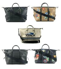 Coach Mens (F54765 F72944 F23207 F72948) Voyager Duffle Carry On Bag