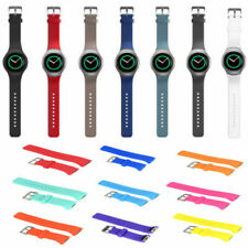 US Sport Silicone Wrist Watch Band Strap For Samsung Galaxy Gear S2 SM-R720 R730
