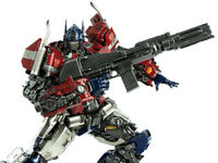 """ThreeA Transformers DLX Scale Collectible Series Optimus Prime (Bumblebee) 11.2"""""""