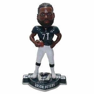 Jason Peters Philadelphia Eagles Super Bowl LII Champion Bobblehead NFL