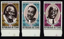 Tschad 1971 - Jazz - Musiker - Duke Ellington - Louis Armstrong - Sidney Bechet