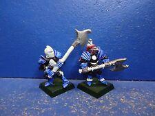 Rar! 2x Lord of Battle la Bretones/Bretonia-Citadel