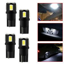 10X T10 LED License Plate Light Car Interior Bulbs White 168 2825 194 W5W Good Y