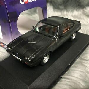 NEW Vanguards 1:43 Ford Capri Mk3 3.0S Graphite Grey VA10820
