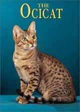 The Ocicat (Learning about Cats (Capstone))-ExLibrary