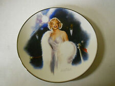 "1992 DELPHI MARILYN MONROE 8.5"" Plate OPENING NIGHT Bradford Exchange NM"