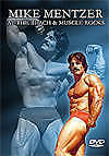 bodybuilding dvd MIKE MENTZER AT THE BEACH & MUSCLE ROCKS