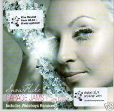 (I166) Garage Jams, Snowflake - DJ CD