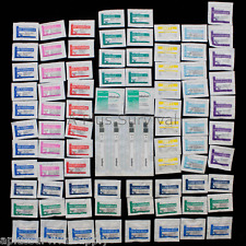 166 Piece Pill Thermometer Ammonia Inhalant First Aid Tablet Survival Refill Kit