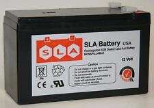12V 7.2AH Sealed Lead Acid (SLA) Battery for PX12072