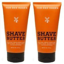 Van Der Hagen Shave Butter 2 Tube Pack