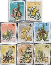 Namibia - Südwestafrika 373A x-377A x,380A x, 383A x,384A x (kompl.Ausg.) normal