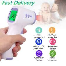 Infrared Non Contact Thermometer Forehead Temperature Gun Digital Ir Temp Meter
