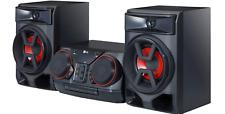 LG XBOOM CK43 Stereoanlage FM-Tuner mit RDS,300W, High Power HiFi-Anlage