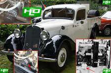 Ölfilter umbausatz Mercedes  170 V OM 636 Pritschenwagen 170 D 170 S D Pritsche