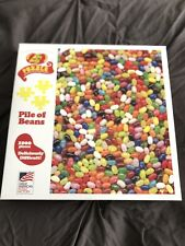 """Jelly Belly 1000 Piece Puzzle """"Pile of Beans"""" Great American Puzzle Factory 2007"""