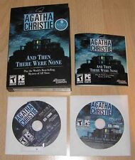 Agatha cristie-and then they were none-inglés