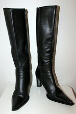 maria cristina knee high boots women Eur 37 US-Aus 6.5 UK 4.5 USED from Italy