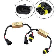 9005 9006 HB3/HB4 LED DRL Headlight Canbus Decoders HID Anti-Flicker Resistors