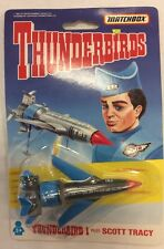Thunderbirds Thunderbird 1 Matchbox 1992 W/box Gerry Anderson