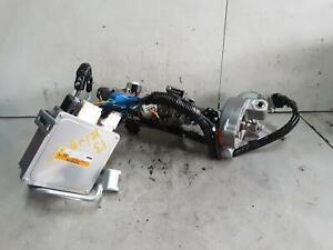 TOYOTA KLUGER STEERING COLUMN GSU40-GSU45, ELECTRONIC ASSIST TYPE, 05/07-02/14 0
